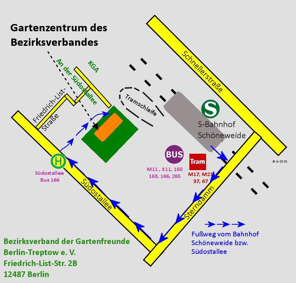 Lexikon - Verband der Gartenfreunde Treptow| VGT